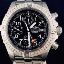Breitling Avenger E13360 Meget god Titan 44mm Automatisk