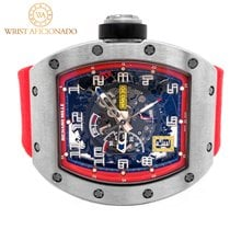 Richard Mille Titanium 50mm Automatic RM030 pre-owned United States of America, New York, New York