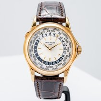 Patek Philippe World Time 5110J 2002 pre-owned