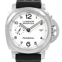Panerai Luminor Marina 1950 3 Days Automatic Steel 44mm White Arabic numerals United States of America, New York, New York