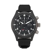 IWC Pilot Chronograph Top Gun IW389101 2020 new