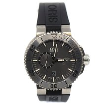 Oris Aquis Titan Titanium 46mm Grey United States of America, New York, New York
