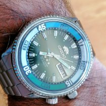 Orient Star Steel 42mm