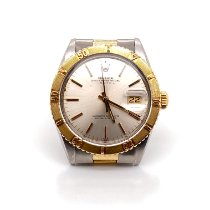 Rolex Rolex Oyster 1501 Or/Acier 1968 Oyster Perpetual Date occasion France, Paris
