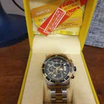 Invicta Steel Quartz 22418 pre-owned