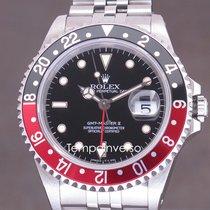Rolex GMT-Master II 16710 Neu Stahl 40mm Automatik