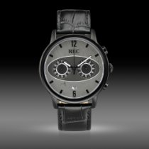 REC Watches Stahl 44mm Quarz neu