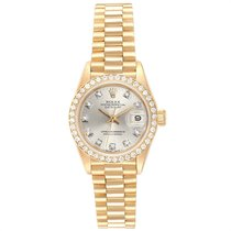 Rolex Lady-Datejust 69138 1985 pre-owned
