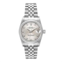 Rolex Lady-Datejust Steel 31mm Silver