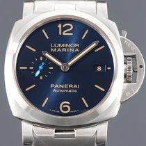 Panerai Luminor Marina Automatic Steel 42mm Blue