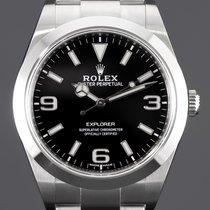 Rolex Explorer 214270 New Steel 39mm Automatic
