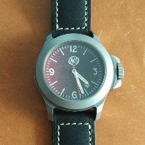 에너비 티타늄 44mm 자동 9682 중고시계
