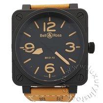 Bell & Ross BR 01-92 BR01-92S 2009 gebraucht