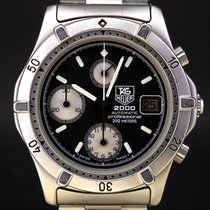 TAG Heuer 2000 162.006 pre-owned