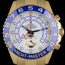 Rolex Yacht-Master II Yellow gold 44mm White