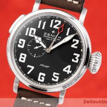Zenith Pilot Type 20 GMT 03.2430.693 2018 pre-owned