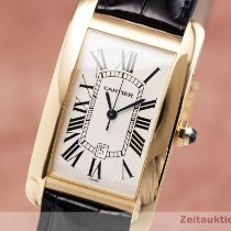Cartier Tank Américaine 1740 Meget god 26.5mm Automatisk