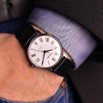Poljot Stål 37mm Manuelt 70s Minimalist Watch brugt