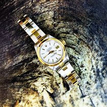 Rolex Oyster Perpetual Lady Date 69163 1995 occasion