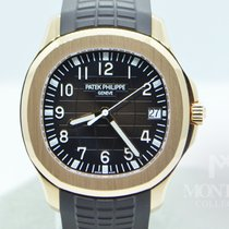 Patek Philippe Aquanaut Rose gold 40,08mm Brown Arabic numerals