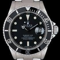 Rolex Submariner Date 16800 1981 подержанные