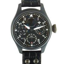 IWC Big Pilot Top Gun 48mm Black Arabic numerals