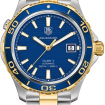 TAG Heuer WAK2120-BB0835 Steel Aquaracer 500M 41mm new United States of America, California, Moorpark