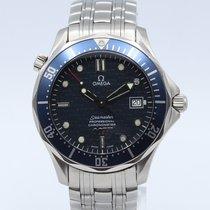 Omega 25378000 Zeljezo 2002 Seamaster Diver 300 M 41mm rabljen