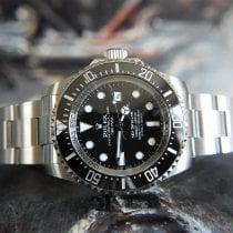 Rolex Sea-Dweller Deepsea 126660-0001 État neuf Acier 44mm Remontage automatique