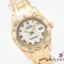 Rolex Lady-Datejust Pearlmaster 69318 1996 usados