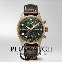 IWC Pilot Spitfire Chronograph IW387902 nuevo