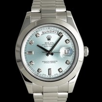 Rolex Day-Date II Platina 41mm