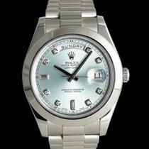 Rolex Day-Date II Platin 41mm