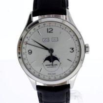 Montblanc 112538 Steel 2016 Heritage Chronométrie 40mm new