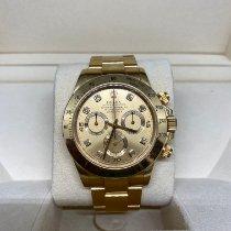 Rolex 116528 Oro amarillo 2000 Daytona 40mm usados