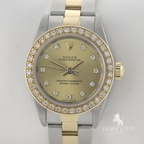 Rolex Oyster Perpetual 76193 1998 pre-owned