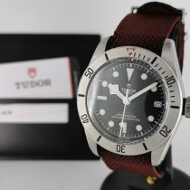 Tudor Black Bay Steel Acier 41mm Noir France, Paris