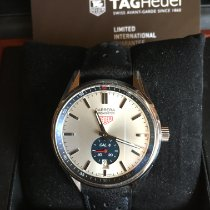 TAG Heuer WV5111.FC6350 Steel 2016 Carrera Calibre 6 39mm pre-owned