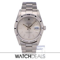 Rolex Oyster Perpetual Date 15210 1991 pre-owned