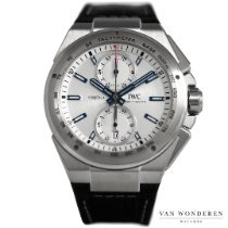 IWC Ingenieur Chronograph Racer Staal 45mm Zilver Nederland, Purmerend