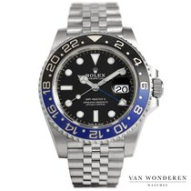 Rolex GMT-Master II 126710BLNR 2019 occasion