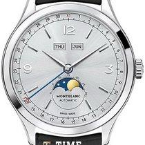 Montblanc 112538 Steel 2020 Heritage Chronométrie 40mm new