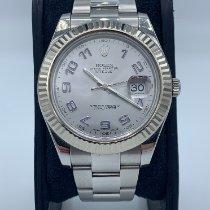 Rolex 116334 Acier 2013 Datejust II 41mm occasion France, Paris