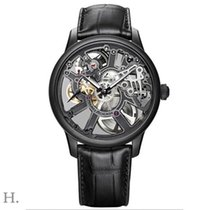 Maurice Lacroix Masterpiece Squelette new Automatic Watch with original box and original papers MP7228-PVB01-005-1