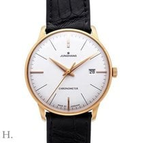 Junghans Meister Chronometer 38.4mm Argent