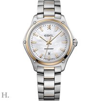 Ebel Discovery Gold/Steel 33mm Mother of pearl
