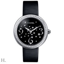 Chanel Mademoiselle new 2020 Quartz Watch with original box and original papers H3097
