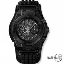 Hublot Big Bang Unico Ceramica 45mm Nero Senza numeri