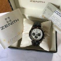 Zenith El Primero Acier 40mm Sans chiffres France, St Jean du Thenney