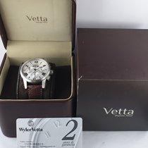 Wyler Vetta Acero 40mm Automático 1119780029 8116770475 usados